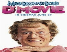 فيلم Mrs. Brown's Boys D'Movie