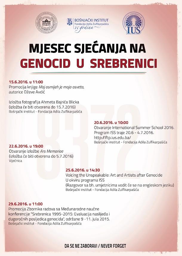 Program manifestacije