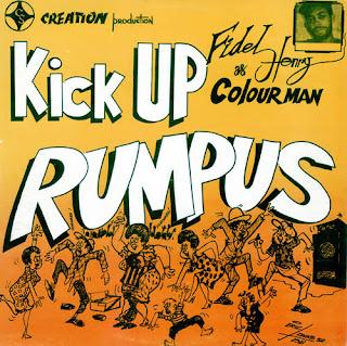 Colour Man Kick Up Rumpus