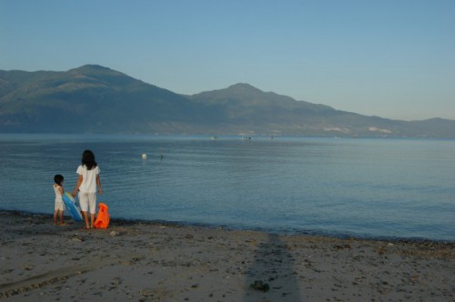 pantai talise sulawesi tengah wisata sulawesi