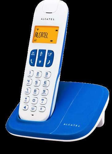 Alcatel Delta 180 blue
