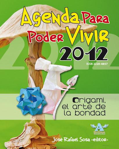Agenda Para Poder Vivir 2012 (En dos versiones: de bolsillo y ejecutiva)