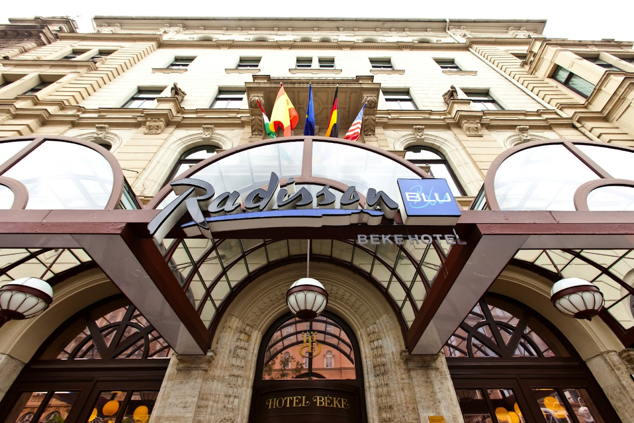 Weekend at Radisson Blu Beke Hotel in Budapest, Hungary