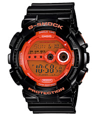 Casio G-Shock : GAC-110-6A