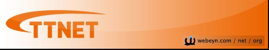 TTNET banner