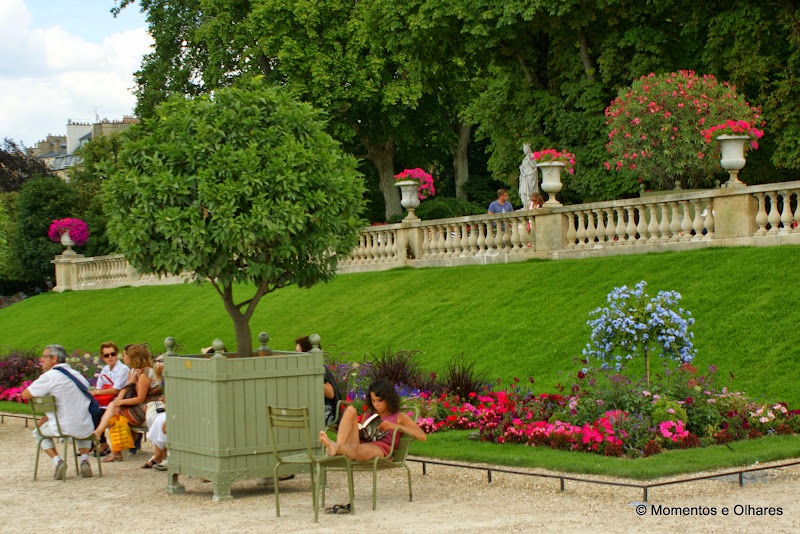 Jardins do Luxemburgo
