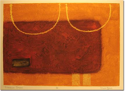 Marca España 1962 | pintor figurativo británico