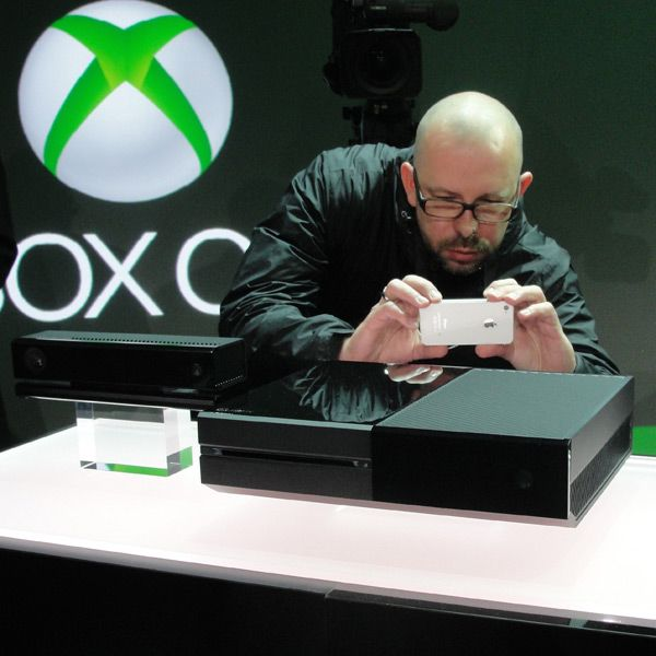 Microsofts Xbox One unveiled