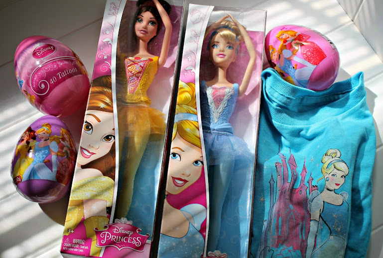 Disney Princess Easter basket filler ideas #DisneyEaster
