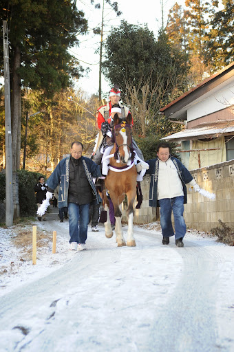 3年に1度の開催!!萩日吉神社の流鏑馬の楽しみ方 その3