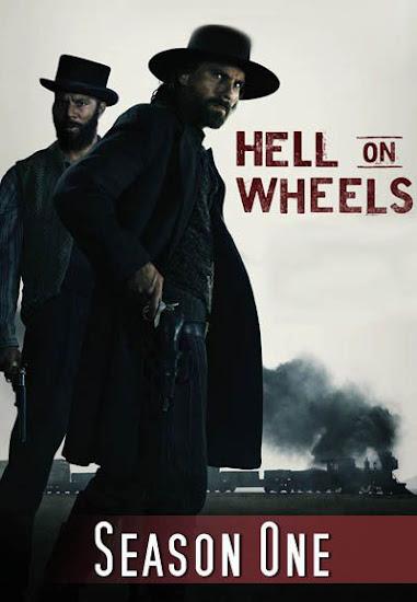 Hell On Wheels Season 1 ล่าแค้นข้ามโลก ปี 1 ( EP. 1-10 END ) [พากย์ไทย]