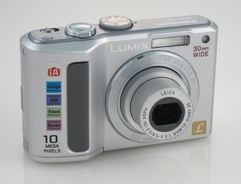 Panasonic Lumix DMC-LZ10