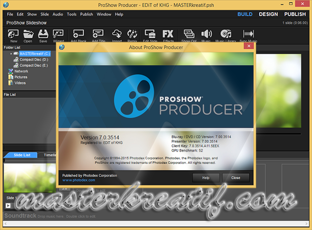 Keys: Pro show gold serial - blogspotcom