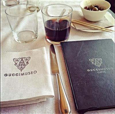 Gucci Museo Café - Firenze