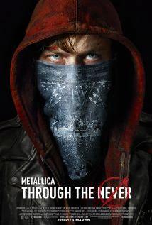 Metallica Through The Never - Không băng qua