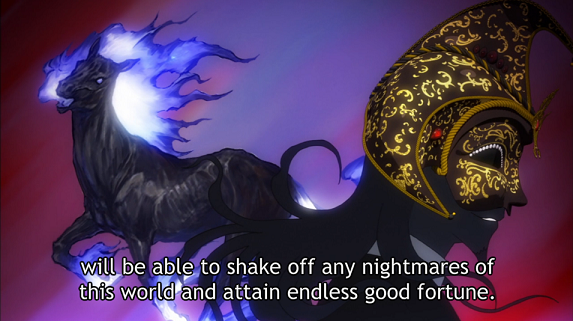 Magic Kaito 1412 Episode 20 Moeronpan