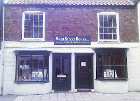 Bookseller Shop Frontage