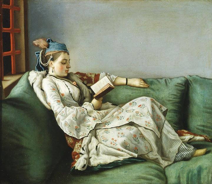 Jean Etienne Lìotard - Ritratto di Maria Adelaide di Francia vestita alla turca - Google Art Project.