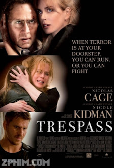 Xâm Nhập - Trespass (2011) Poster