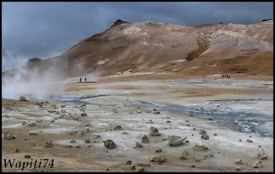 Un tour  d'Islande, au pays du feu... et des eaux. 33-Namaskard