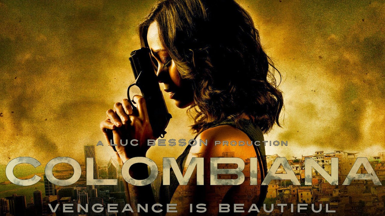 Colombian movie poster