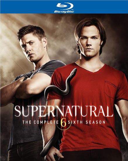 Supernatural – Temporada 6 [4xBD25]