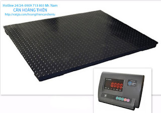cân sàn điện tử yaohua a12 2 tấn