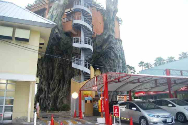 Be Creative, Be Different, Japan Treehouse, Business Creativity, ProfileTree