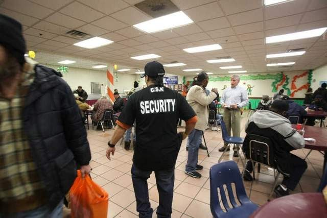 Detroit Soup Kitchens Use Security Guards To Protect From Medicare Fraud  Www.privateofficer.com Design Ideas