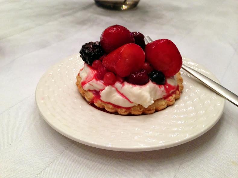 Rood fruit taartje1