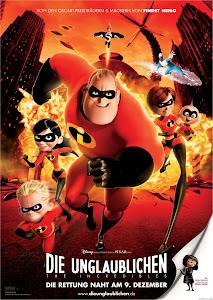 Gia Đình Siêu Nhân - The Incredibles poster