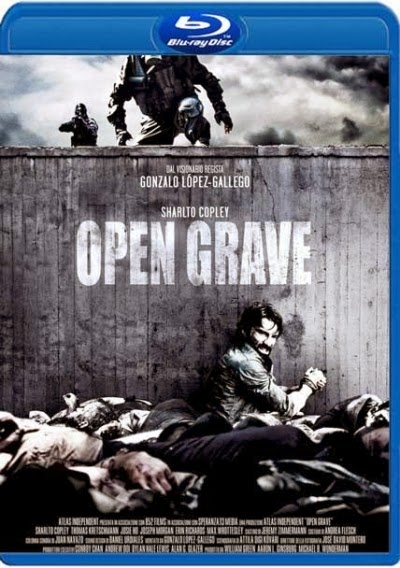 Filme Poster Open Grave BRRip XviD & RMVB Legendado