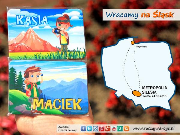 Ruszaj w Drogę - wracamy na Śląsk