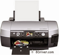download Epson Stylus Photo R340 Ink Jet printer's driver