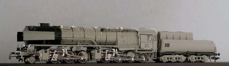 Modeli parnih lokomotiva DRG 53%257EM3302-Lv