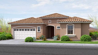 Whitney floor plan in Signatures Series by Lennar Homes in Layton Lakes Gilbert AZ 85297