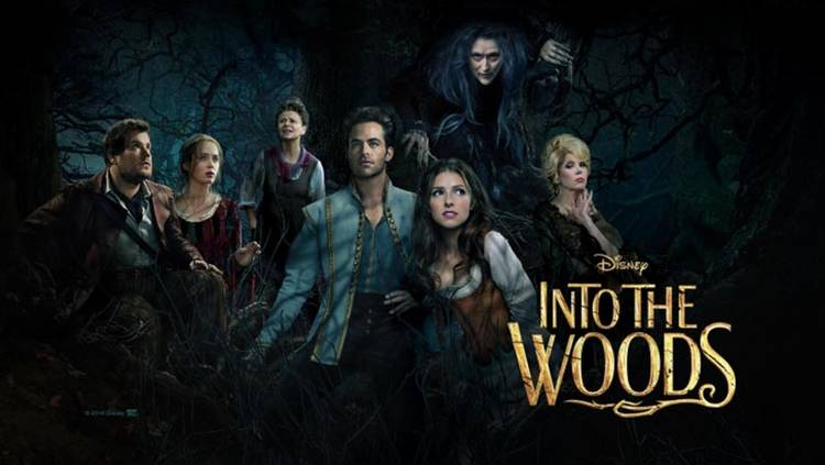 "Anna Kendrick tiene un papel importante en ""Into the Woods"""