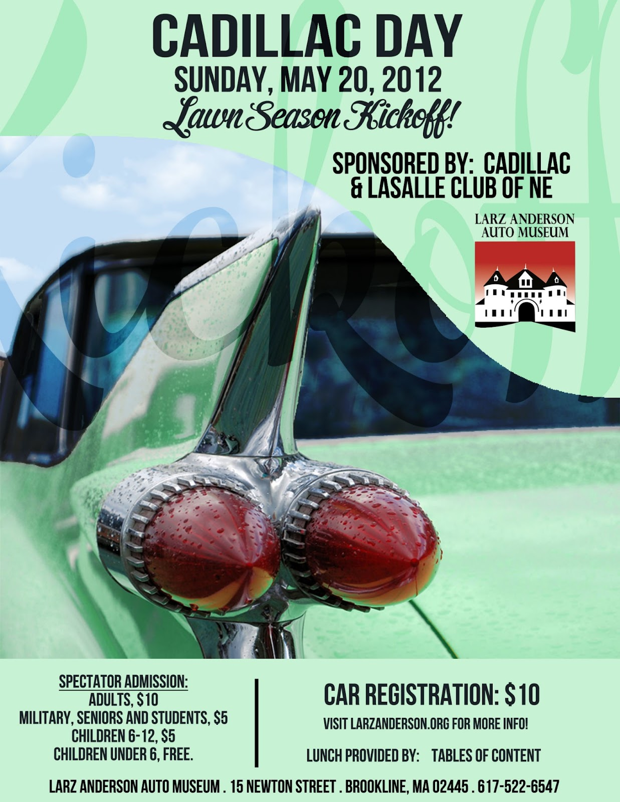 Massachusetts Car Shows - New England car show calendar
