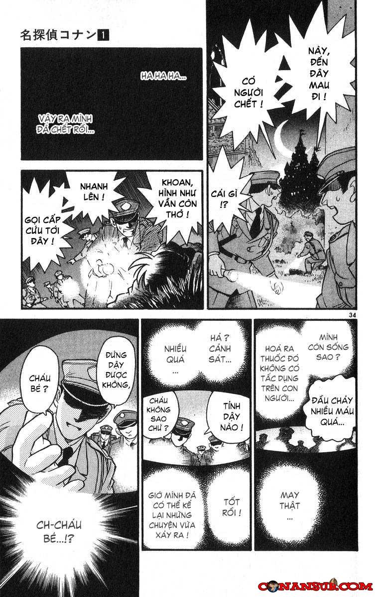 cn 039, Thám tử lừng danh Conan chap 1    NarutoSub