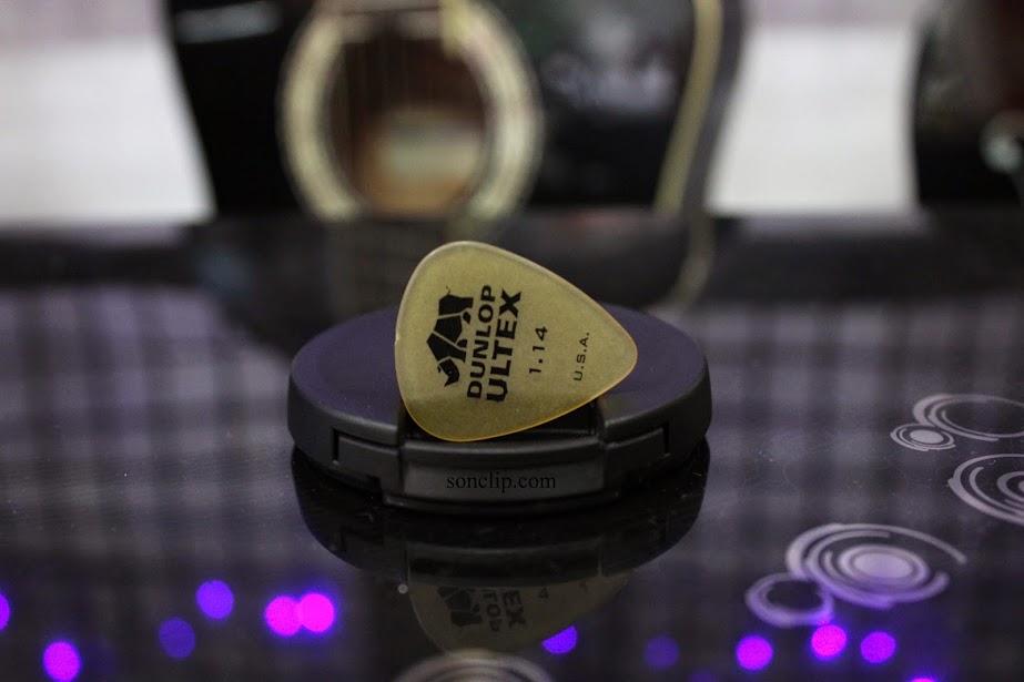 Miếng Gảy - Dunlop Ultex Standard Picks (1.14 mm)