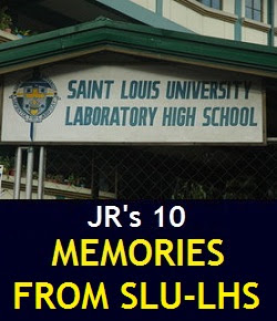 10 Memories - High School