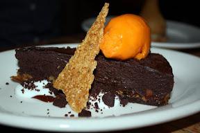 Dessert at Northern Spy Food Co restaurant in New York City