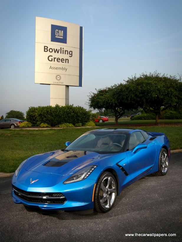 Chevrolet Corvette Stingray Premiere Edition 2014
