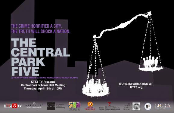 The Central Park Five Movie Wallpaper