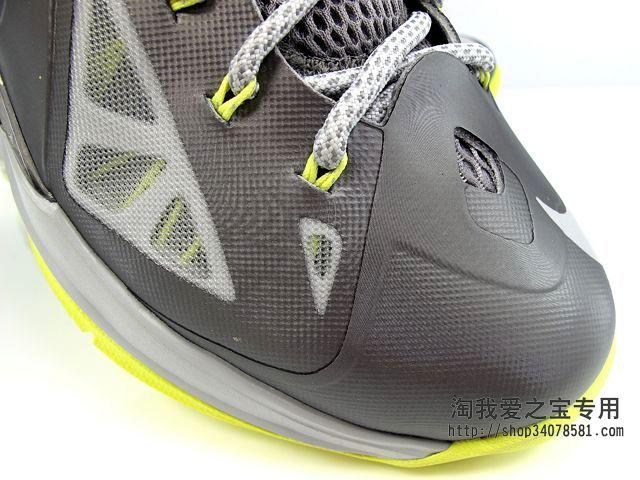 best loved 1c48c 8b3e2 ... 2013 Nike LeBron X Yellow Diamond 8220Canary8221 8211 New Photos ...