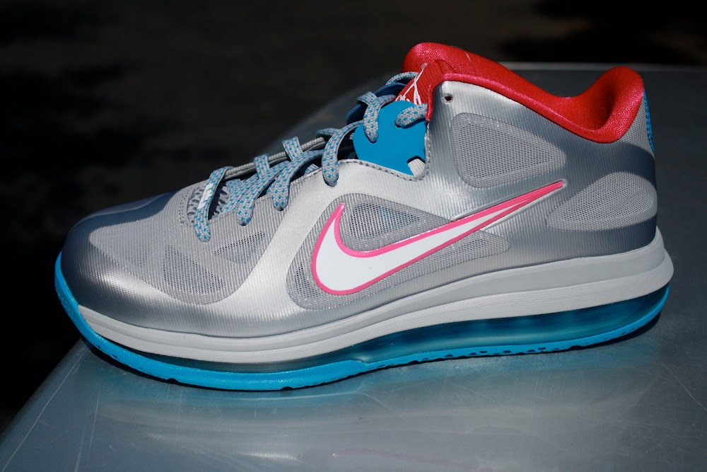 wholesale dealer ec798 a6964 Upcoming Nike LeBron 9 Low WBF London 8211 Additional Look ...