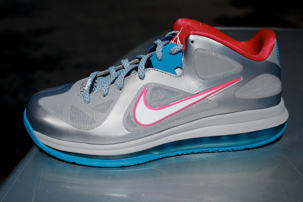 Upcoming Nike LeBron 9 Low WBF London 8211 Additional Look