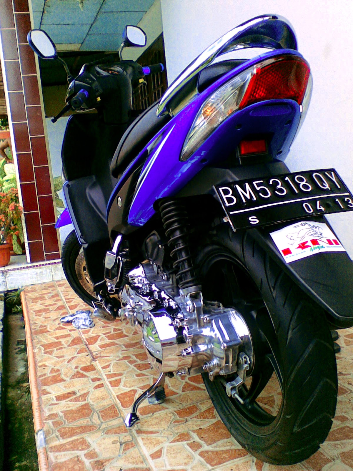 Kumpulan Foto Modifikasi Motor Vario Techno Terlengkap Modispik Motor