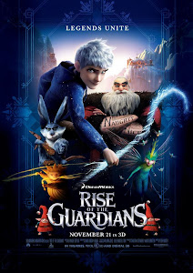 Sự Trỗi Dậy Của Các Vệ Thần - Rise Of The Guardians poster