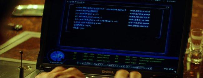 Hack Operación Swordfish
